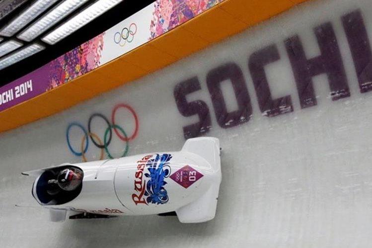 Rusia podría quedar fuera de los Juegos Olímpicos por un escándalo de dopaje durante los Juegos de invierno de Sochi en 2014. (Foto Prensa Libre: Hemeroteca)