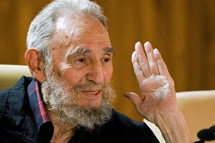 <em>El líder cubano Fidel Castro cumple 89 años.</em>