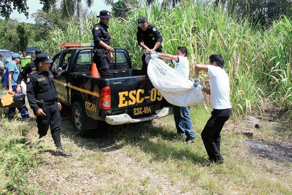 El Congreso afirma que los casos de desaparición y muerte de mujeres han aumentado. (Foto Prensa Libre: Hemeroteca PL)