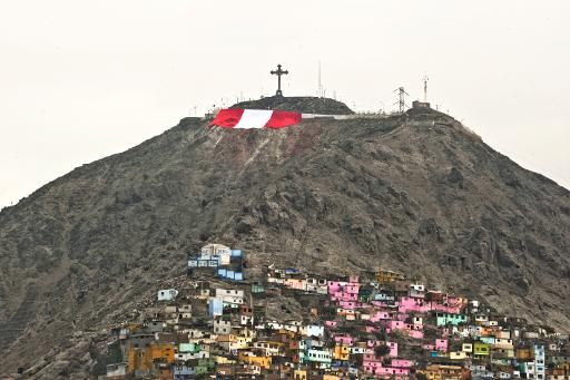 El cerro San Cristóbal es muy visitado por turistas. (Foto: Hemeroteca PL)