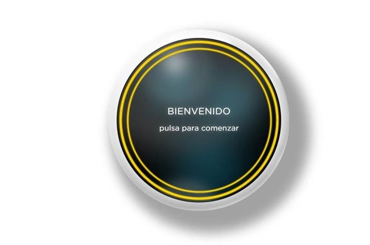 Así luce la herramienta coach.dating, que usted puede utilizar para sentirse dentro del mundo de Black Mirror. (Foto Prensa Libre: coach.dating).