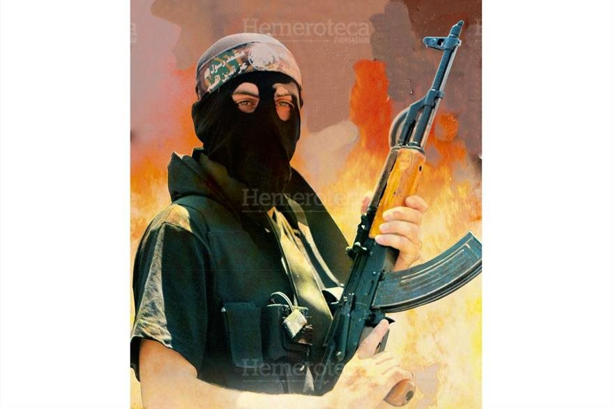 Fotoarte de los extremistas que operan en  Europa y Estados Unidos. (Foto: Hemeroteca PL)