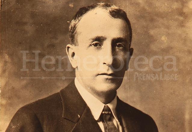 Jorge Ubico Castañeda, presidente de Guatemala (1931-1944). (Foto: Álbum de familia Altolaguirre)