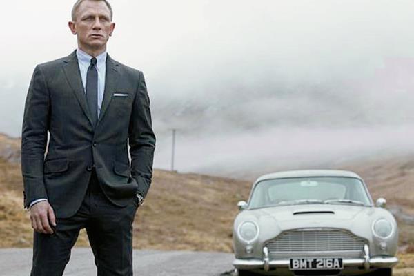 Esta será la cuarta vez que Daniel Craig se ponga en la piel del agente 007 (Foto Prensa Libre: Hemeroteca PL).