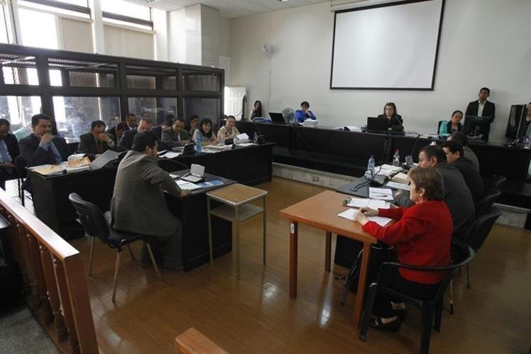 Tribunal de Mayor Riesgo C condenó a tres integrantes de la estructura los Topacio. (Foto Prensa Libre: Hemeroteca PL)