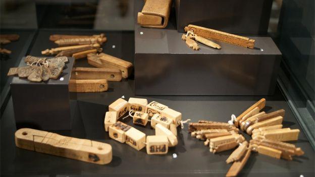 Los palos se hacían con madera de sauce. WIKIMEDIA COMMONS
