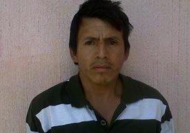 <p>Miguel García Ajanel, es sindicado de haber abusado sexualmente de una mujer en Chiché. (Foto Prensa Libre: Óscar Figueroa)<br></p>