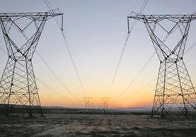 La red eléctrica conecta desde Guatemala hasta Panamá. (Foto Prensa Libre: Hemeroteca PL)