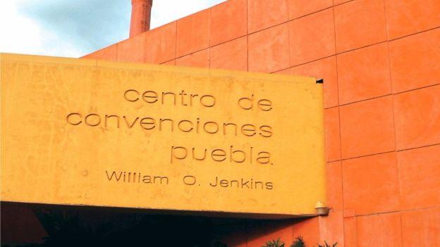 William Jenkins también financió obras públicas y recintos culturales en Puebla. ANDREW PAXMAN