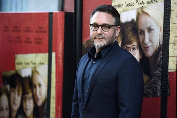 "Colin Trevorrow, director de ""The Book of Henry,"" durante la premier de la película en Los Angeles, California (Foto Prensa Libre: AP)."