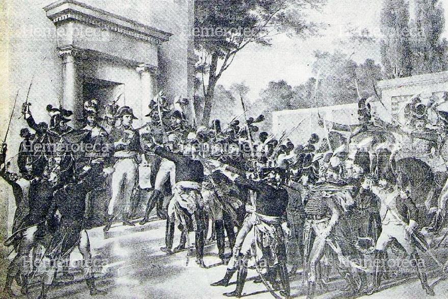 La Revolución Francesa inspiró los movimientos independentistas en América. (Foto: Hemeroteca PL)