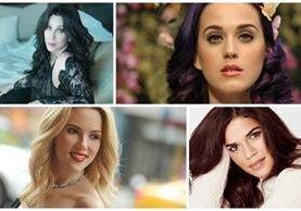 Cher, Katy Perry, Scarlett Johansson y America Ferrera participarán en la marcha para hacer valer sus derechos. (Foto Prensa Libre: Hemeroteca PL)