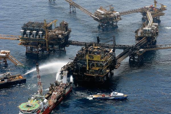 El petróleo estadounidense tuvo una fuerte caída (Hemeroteca PL)