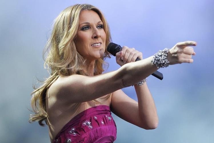 Celine Dion perdió el jueves a su esposo, ahora su hermano está a punto de morir. (Foto Prensa Libre: Hemeroteca PL)