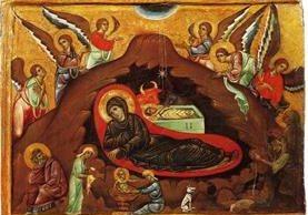 El tema del nacimiento de Jesús es un tema muy promovido en el arte. (Foto Prensa Libre: Hemeroteca PL)