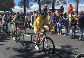Guatemala volvió a festejar un título en la Vuelta 17 años después con Manuel Rodas.