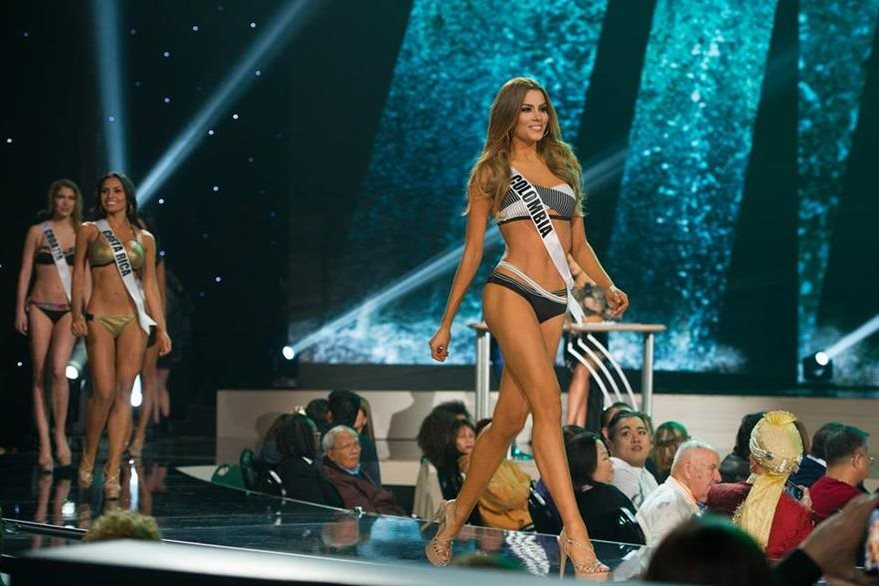 Miss Colombia es una de las favoritas.