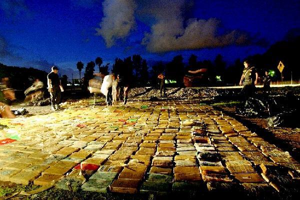 las operaciones contra grupos del narcotráfico han logrado la detención de al menos 43 mil  personas en Centroamérica, por diversos delitos.