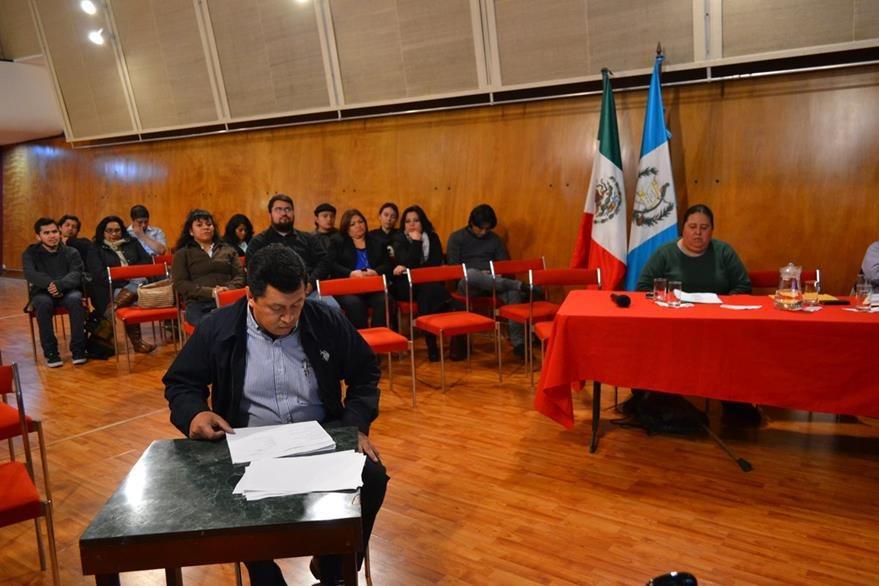 Escritores de Guatemala y México han participado en las lecturas este año. (Foto Prensa Libre: Hemeroteca PL)