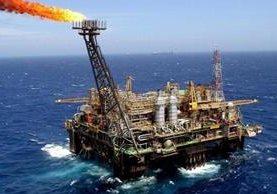 Los precios del petróleo comenzaron a subir este miércoles. (Foto Prensa Libre: Hemeroteca PL)