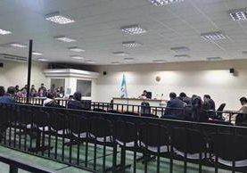 Para este sábado está programada una audiencia para definir la situación de los cinco nuevos sindicados en el caso Hogar Seguro. (Foto: Prensa Libre: Hemeroteca PL)