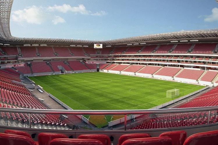 El estadio Pernambuco albergará el partido entre Brasil y Uruguay, el próximo Viernes Santo. (Foto Prensa Libre: Hemeroteca PL).