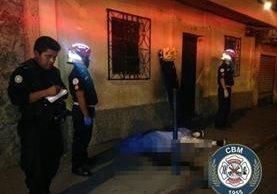 Melanie Gisela Avendaño, 13, fue asesinada en la zona 6. Foto Prensa Libre: CBM.