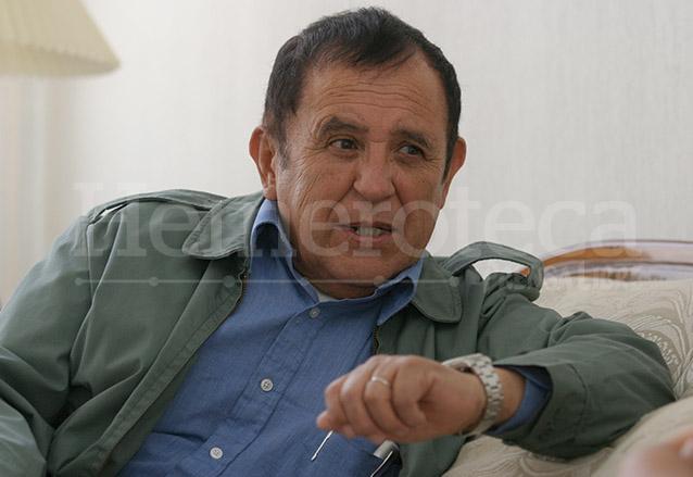 Francisco Luis Gordillo Martínez, miembro del Triunvirato de 1982 que derrocó a Fernando Lucas García. (Foto: Hemeroteca PL)