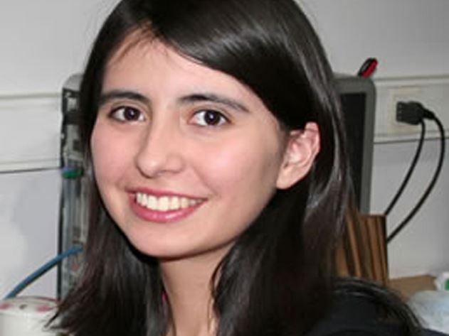 Maritza Soto, la joven chilena que hizo el descubrimiento. (Foto: soychile.cl)
