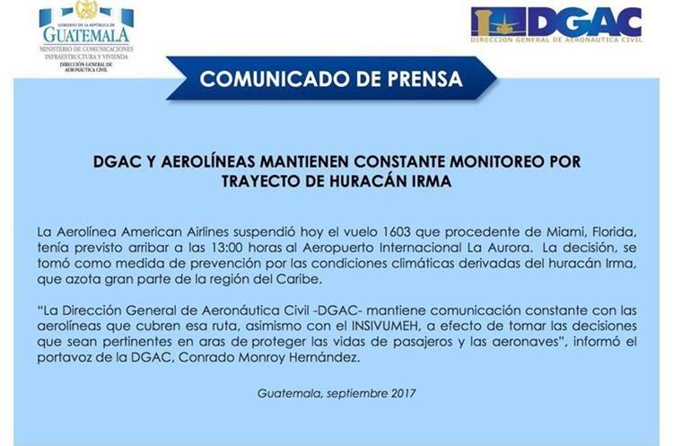 Avianca canceló sus operaciones en los aeropuertos ubicados en Florida