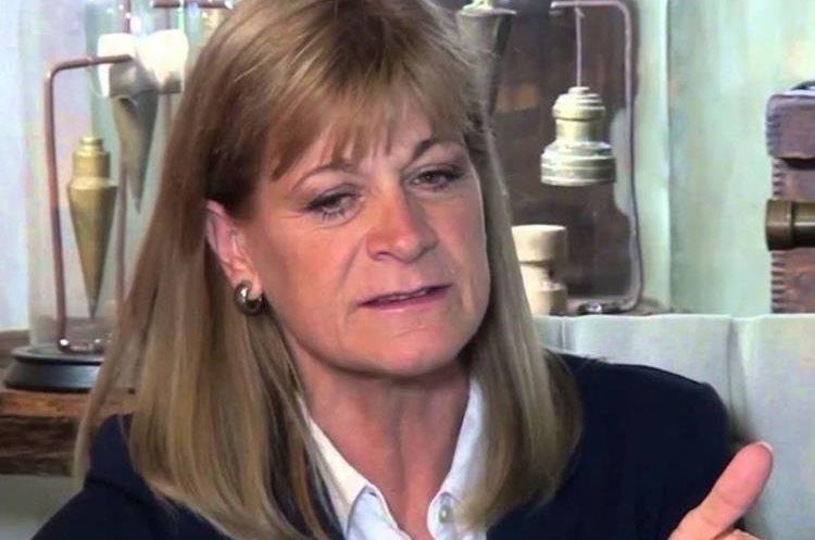 Susana Asensio, alcaldesa de Antigua Guatemala. (Foto: Internet)