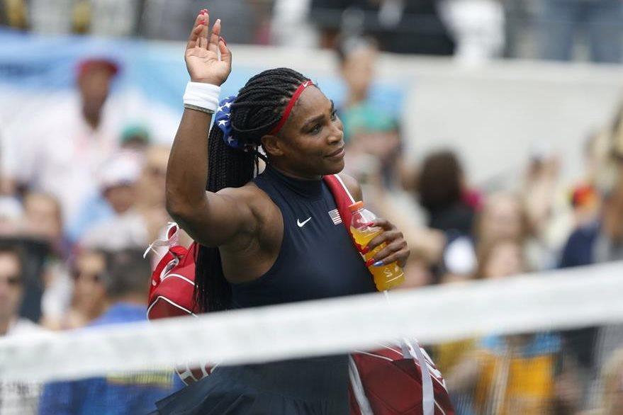 Williams superó sin apuros a Gavrilova, de Australia. (Foto Prensa Libre: EFE)
