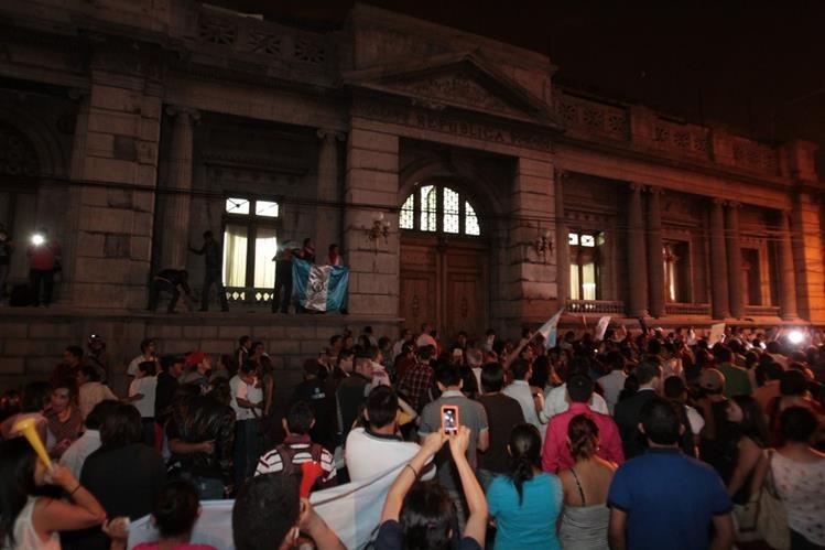Roxana Baldetti renunció a la vicepresidencia del país. (Foto Prensa Libre: Hemeroteca PL)