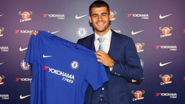 Álvaro Morata ya es jugador del Chelsea