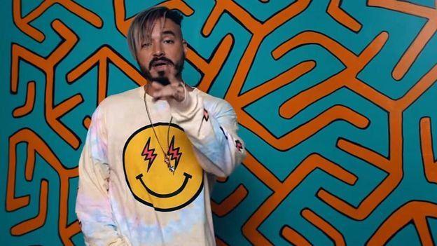 """Grabado en Medellín y Miami, el colorido video de """"Mi Gente"""", de J Balvin, muestra parte de la cultura indígena colombiana. (Foto: Universal Music Latin)"""