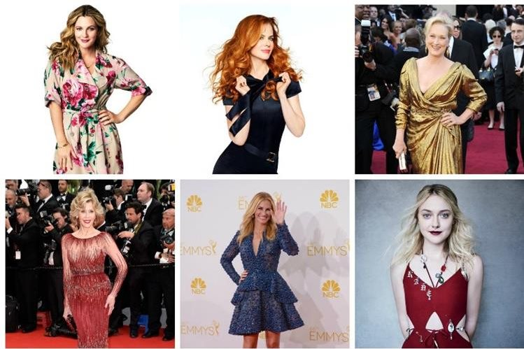 Varias son las actrices que ven un futuro prometedor en la pequeña pantalla. (Foto Prensa Libre: Hemeroteca PL)