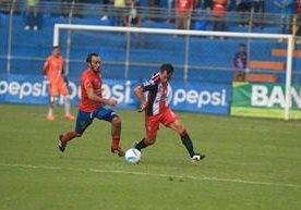 Rojos y quetzaltecos completaron la primera fecha del torneo.