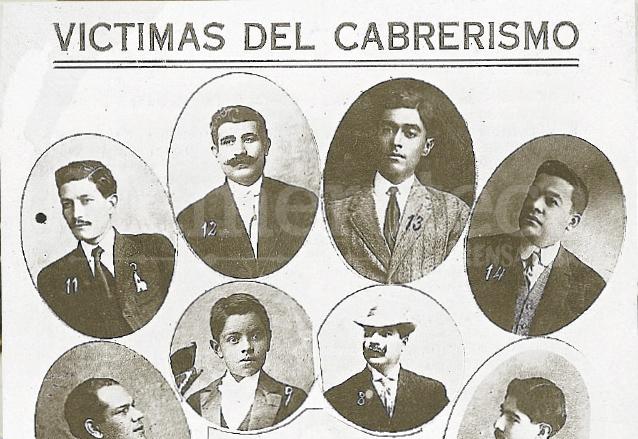 Numerosos ciudadanos fueron presos o asesinados por manifestar su oposición al gobierno. (Foto: Hemeroteca PL)