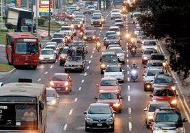 durante la época de fin de año se incrementa el consumo de combustibles en todo el país.