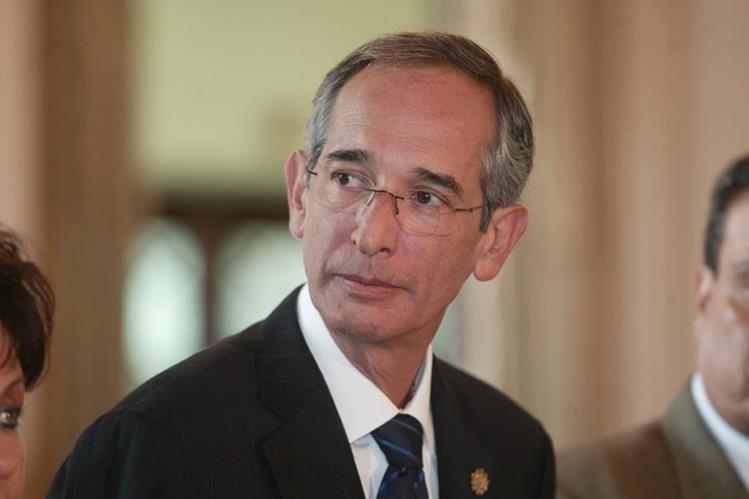 Álvaro Colom gobernó Guatemala entre 2008 y 2012. (Foto: Hemeroteca PL)