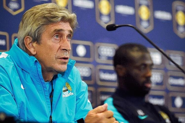 Pellegrini se enfrentará a un equipo que el ya dirigió: el Rea Madrid. (Foto Prensa Libre: AFP)