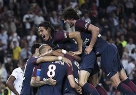 El París Saint-Germain derrotó 3-0 alSaint-Etienne.