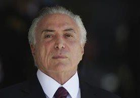 Los jueces aprobaron la continuidad de Michel Temer como presidente de Brasil por 4 votos contra 3. (Foto Prensa Libre: AP)
