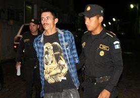 Manuel De Jesús Salguero López, de 27 años, es sindicado de ser el líder de una banda de asaltantes en Zacapa. (Foto Prensa Libre: PNC)