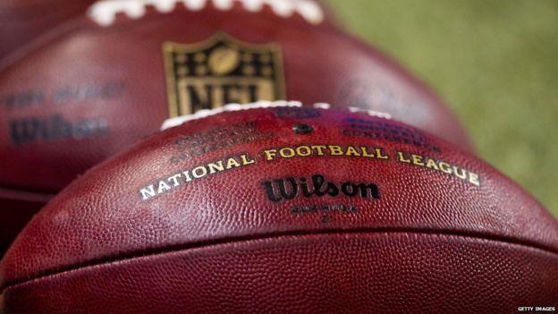 Wilson ha sido desde entonces la pelota oficial del Super Bowl. (Getty Images)