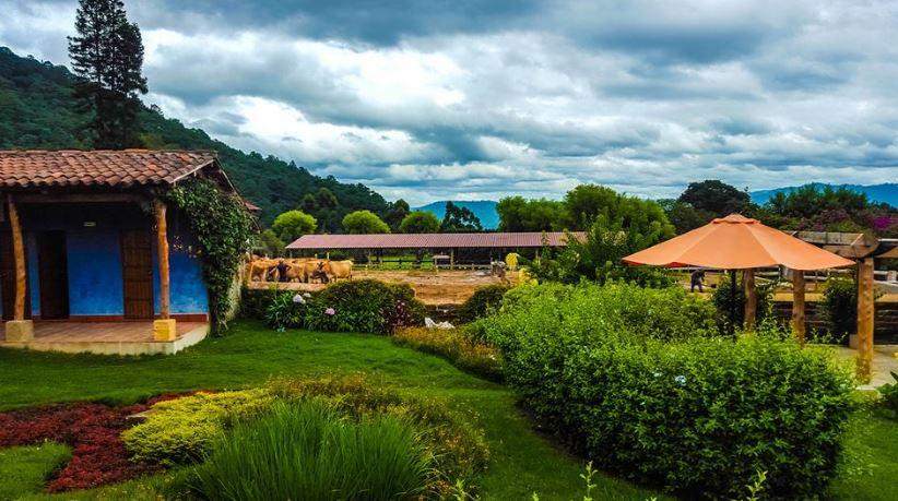 El parque ecoturístico La Ruta del Yalú está a 45 minutos de la capital. (Foto Prensa Libre: Cortesía Yalú)