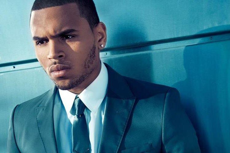 Chris Brown está otra vez en problemas. (Foto Prensa Libre: Hemeroteca PL)