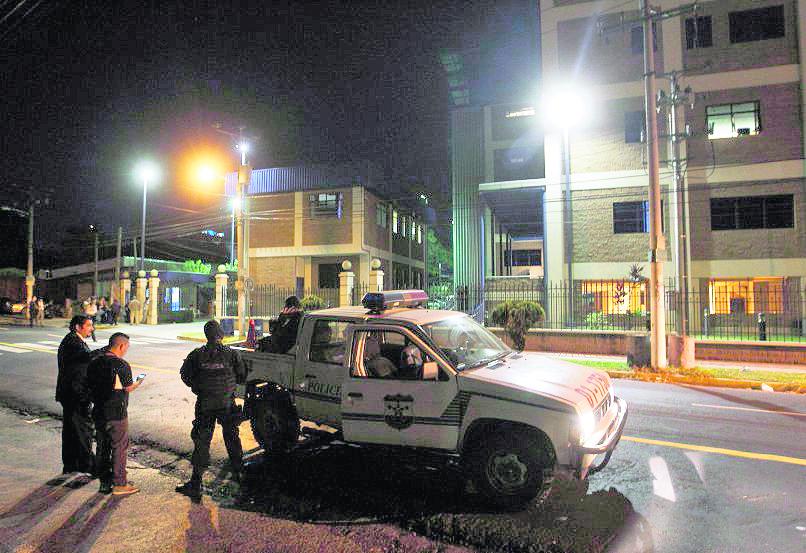 Las fuerzas de seguridad refuerzan operativos, por aumento de violencia. (Foto: Hemeroteca PL)