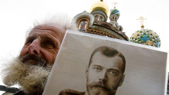 Este 15 de marzo se cumplen 100 años de la abdicación del último zar de Rusia, Nicolás II. GETTY IMAGES