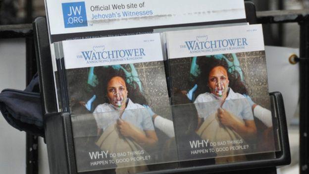 """El Ministerio de Justicia ruso pidió que se prohíban las publicaciones """"extremistas"""" de los Testigos de Jehová."""